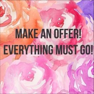 Other - Don't like the price? MAKE AN OFFER! 💗